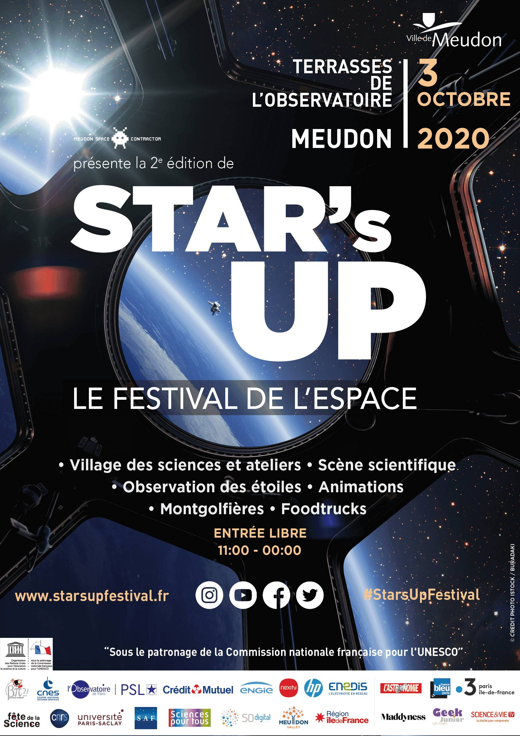Starsup 2020 affiche secondaire